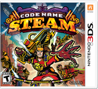 Игра Code Name Steam (3DS)