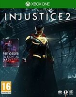 Игра Injustice 2 (XBOX One, русская версия)