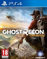 Игра Tom Clancy's Ghost Recon: Wildlands (PS4, русская версия)