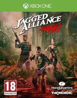 Игра Jagged Alliance: Rage! (XBOX One, русская версия)