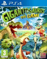 Игра Gigantosaurus The Game (PS4, русская версия)