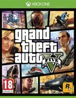 Игра Grand Theft Auto V (GTA 5) (XBOX One, русская версия)