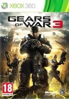 Игра Gears of War 3 (XBOX 360, русская версия)