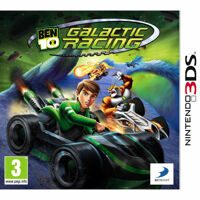 Игра Ben 10: Galactic Racing (3DS)