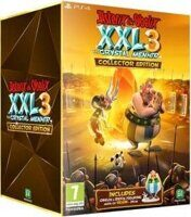 Игра Asterix & Obelix XXL 3 The Crystal Menhir Collectors Edition (PS4, русская версия)