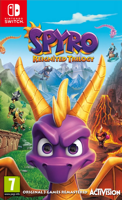 Игра Spyro Reignited Trilogy (Nintendo Switch)