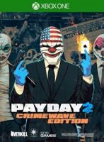 Игра PayDay 2: Crimewave Edition (XBOX One)