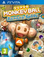 Игра Super Monkey Ball: Banana Splitz (PS Vita)