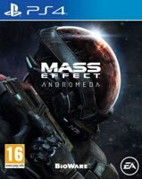 Игра Mass Effect: Andromeda (PS4, русская версия)