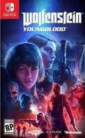 Игра Wolfenstein: Youngblood (Nintendo Switch)