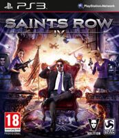 Игра Saints Row IV (PS3)