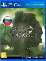 Игра Shadow of the Colossus (PS4, русская версия)