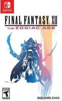 Игра Final Fantasy XII The Zodiac Age (Nintendo Switch)