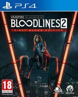 Игра Vampire The Masquerade Bloodlines 2 (PS4, русская версия)