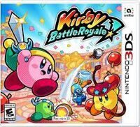 Игра Kirby Battle Royale (3DS)