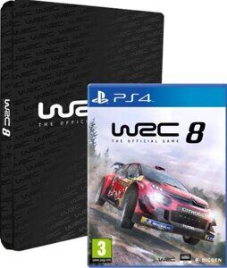 Игра WRC 8 Collector Edition (PS4, русская версия)