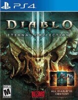 Игра Diablo III: Eternal Collection (PS4, русская версия)