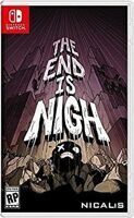Игра The End is Nigh (Nintendo Switch)