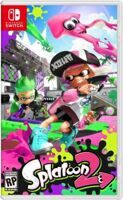 Игра Splatoon 2 (Nintendo Switch, русская версия)