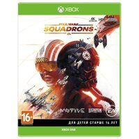 Игра Star Wars: Squadrons (XBOX One, русская версия)