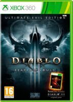 Игра Diablo III: Reaper of Souls Ultimate Evil Edition (XBOX 360, русская версия)