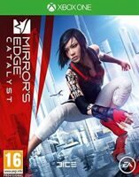 Игра Mirrors Edge Catalyst (XBOX One, русская версия)