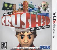 Игра CRUSH3D (3DS)