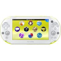 Sony PS Vita 2000 (Slim) Wi-Fi (Белый/Лайм)