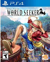 Игра One Piece World Seeker (PS4, русская версия)