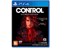 Игра Control Ultimate Edition (PS4, русская версия)