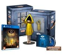 Игра Little Nightmares Six Edition (PS4, русская версия)