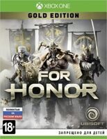 Игра For Honor Gold Edition (XBOX One, русская версия)