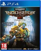 Игра Warhammer 40,000: Inquisitor - Martyr (PS4, русская версия)