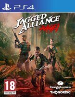Игра Jagged Alliance: Rage! (PS4, русская версия)