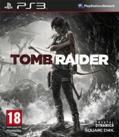 Игра Tomb Raider (PS3, русская версия)