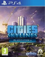 Игра Cities: Skylines (PS4, русская версия)