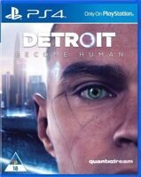 Игра Detroit: Become Human (PS4, русская версия)