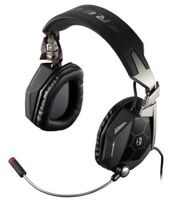 Стерегарнитура Mad Catz F.R.E.Q.5 Stereo Headset (Black)