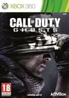 Игра Call of Duty: Ghosts Free Fall Ed (Xbox 360, русская версия)