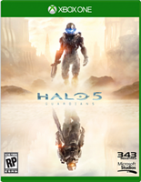 Игра Halo 5: Guardians (XBOX One, русская версия)