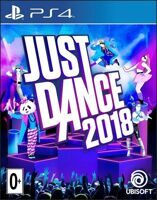 Игра Just Dance 2018 (PS4)