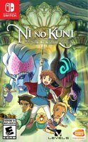 Игра Ni No Kuni: Wrath Of The White Witch (Nintendo Switch)