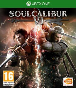 Игра SoulCalibur VI (XBOX One, русская версия)