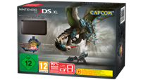 Nintendo 3DS XL HW + игра Monster Hunter