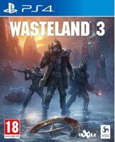 Игра Wasteland 3 (PS4, русская версия)