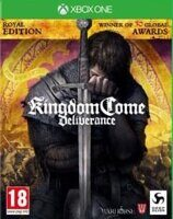 Игра Kingdom Come Deliverance Royal Edition (XBOX One, русская версия)