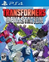 Игра Transformers: Devastation (PS4)
