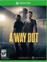 Игра A Way Out (XBOX One, русская версия)