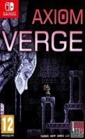 Игра Axiom Verge (Nintendo Switch)