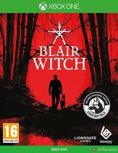 Игра Blair Witch (XBOX One, русская версия)